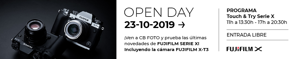 Open day fujifilm
