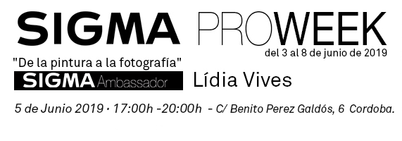 sigma pro week lidia vives mini
